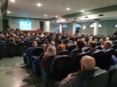 Dissemination activity in Friuli Venezia Giulia